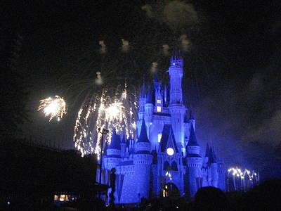Walt Disney World Resort - Magic Kingdom - 121277 Poster by DC Photographer
