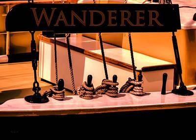 Wanderer Poster by Bob Orsillo