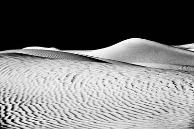 Wandering The Desert Poster