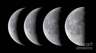 Waning Moon Series Poster