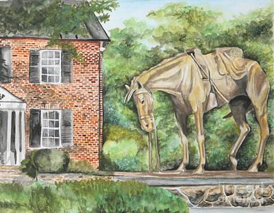 War Horse Memorial Poster