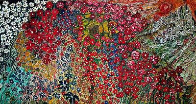 War Of Flowers Poster