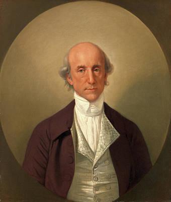 Warren Hastings, Johan Joseph Zoffany, 1733-1810 Poster
