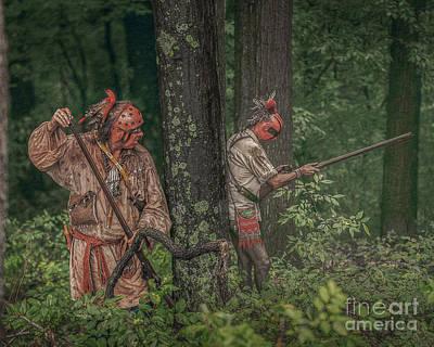 Warriors Under Fire Poster