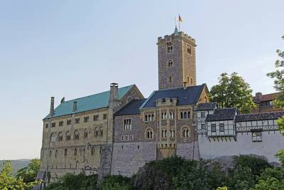 Wartburg Castle Poster