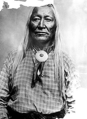 Washakie (1804-1900) Poster by Granger