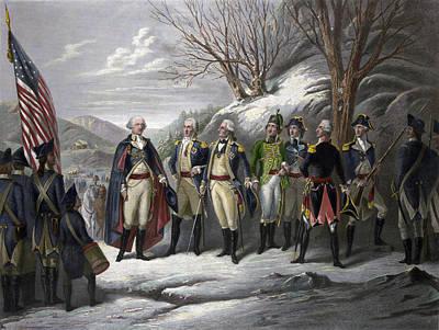 Washington & Generals Poster