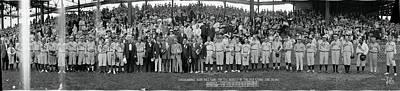 Washington Congressional Baseball Game Poster