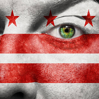 Washington Dc Poster by Semmick Photo