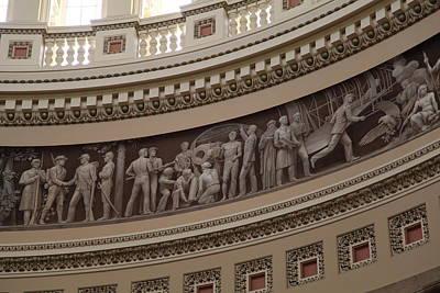 Washington Dc - Us Capitol - 011326 Poster