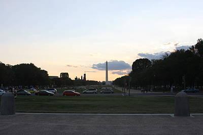 Washington Dc - Washington Monument - 01132 Poster