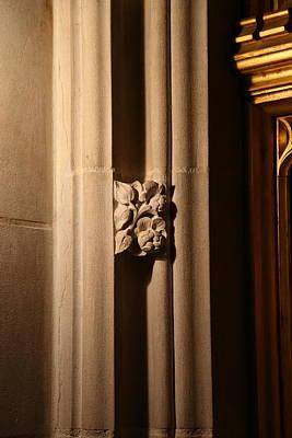 Washington National Cathedral - Washington Dc - 011330 Poster by DC Photographer