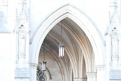 Washington National Cathedral - Washington Dc - 01138 Poster by DC Photographer