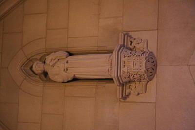 Washington National Cathedral - Washington Dc - 011389 Poster