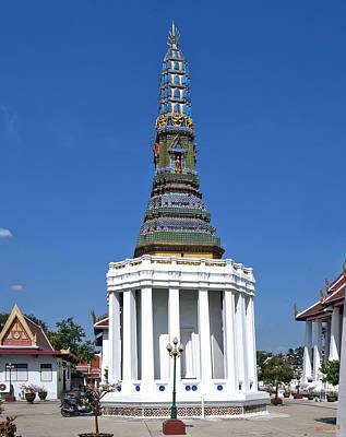 Wat Intharam Phra Prang West Dthb905 Poster