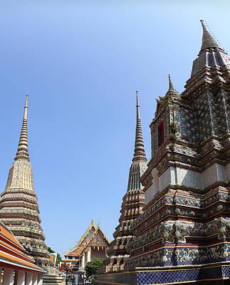 Wat Pho - Bangkok Thailand - 011314 Poster