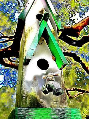 Water Birds Poster