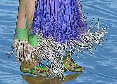 Water Dancing Poster