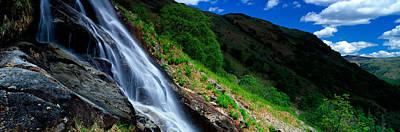 Water Flowing Over Rocks, Sourmilk Poster