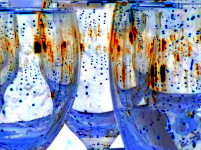 Water Glasses 3 Poster