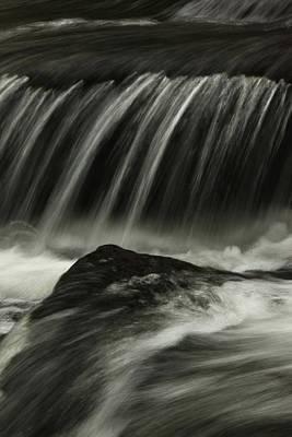 Waterfall  Poster by AR Annahita