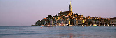 Waterfront, Rovinj, Croatia Poster by Panoramic Images