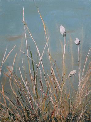 Water's Edge Poster by Zilpa Van der Gragt