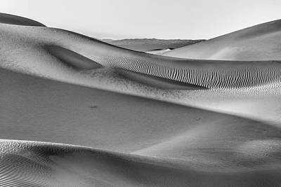 Waves Of Sand IIi Poster by Jon Glaser