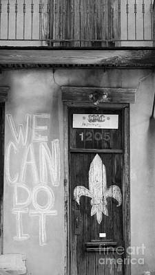 We Can Do It Poster by Jean  Manale