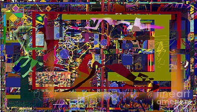 Elul 1hb Poster by David Baruch Wolk