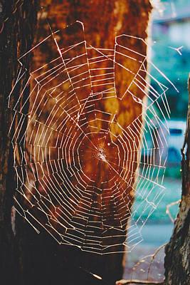 Web Work Poster by Jon Emery