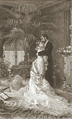 Wedding Night 1881 Poster