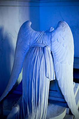 Weeping Angel V Poster