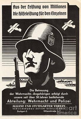 Wehrmacht Poster