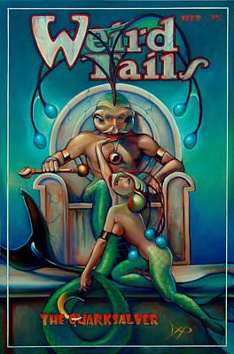 Weird Tails The Quarksalver Poster