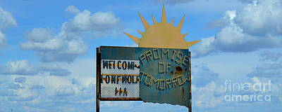 Hometown Welcome Poster
