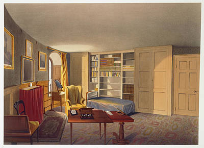 Wellington's Bedroom Poster by British Library