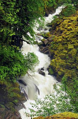 Wells Creek, Mount Baker-snoqualmie Poster