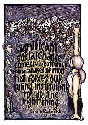 Wellstone Poster