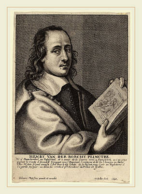 Wenceslaus Hollar After Joannes Meyssens Bohemian Poster by Litz Collection