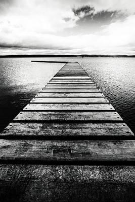 West Kirby Marine Lake Poster