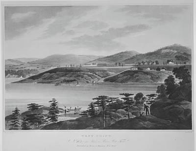 West Point No. 16 Of The Hudson River Poster
