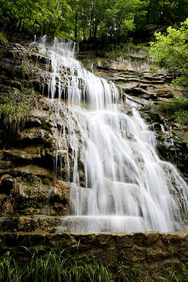 West Virginia Waterfall Poster