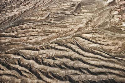 Western Desert Tapestry Poster by Gary Slawsky