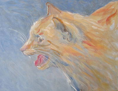 When Cat Talks Poster