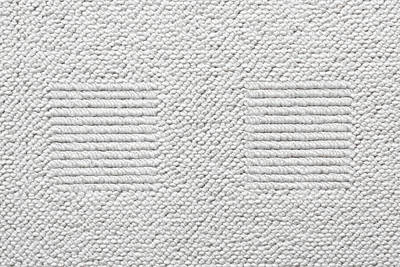 White Carpet Poster by Tom Gowanlock