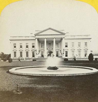 White House, C1882 Poster by Granger