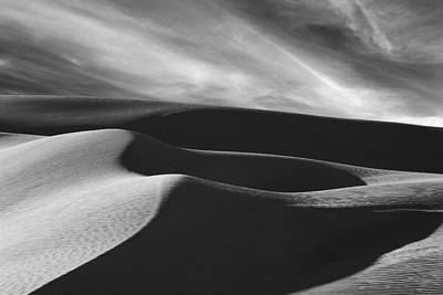 White Sands #2 Poster by Wendell Thompson