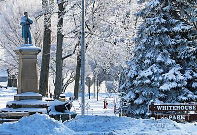 Whitehouse Village Park  7360 Poster