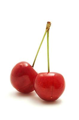Wild Cherry Poster by Fabrizio Troiani